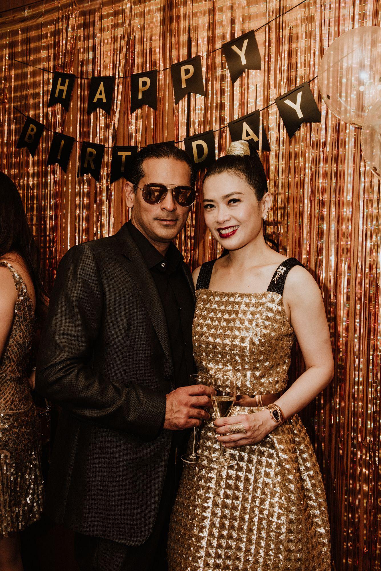 Gaurav Kripalani, Ho Ching Lin