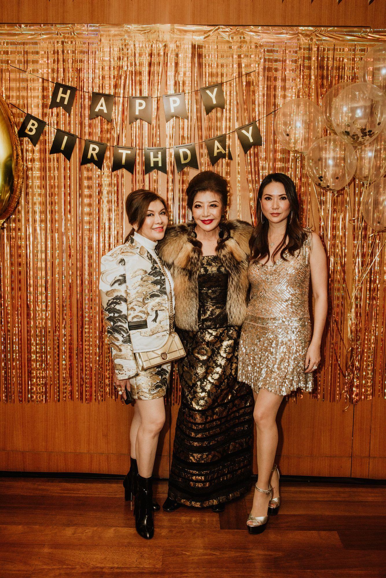 Belinda Chua, Grace Yeh, Louise Hsiao