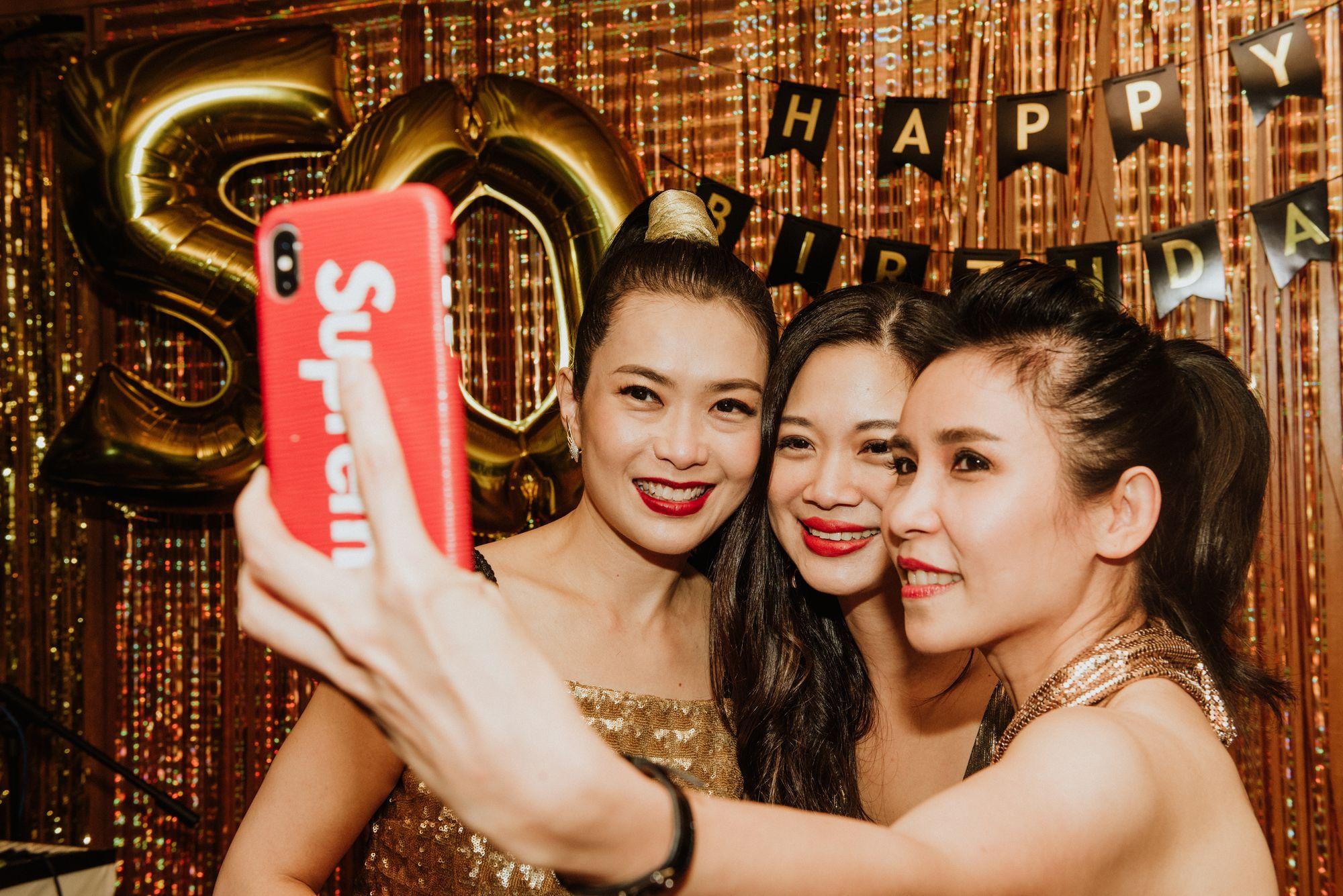 Ho Ching Lin, Tjin Lee, Fanty Soenardy