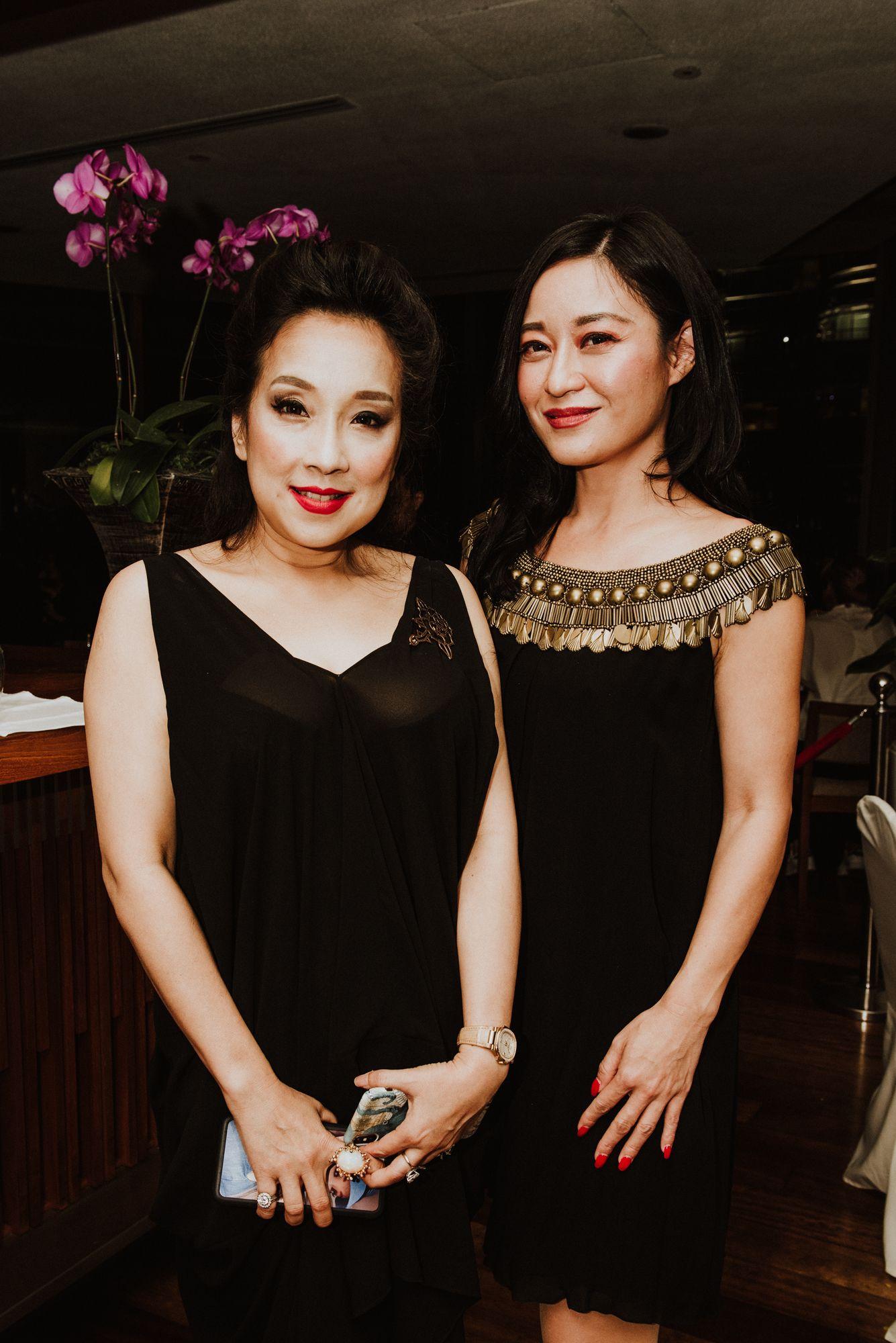 Elaine Teh, Nina Ng