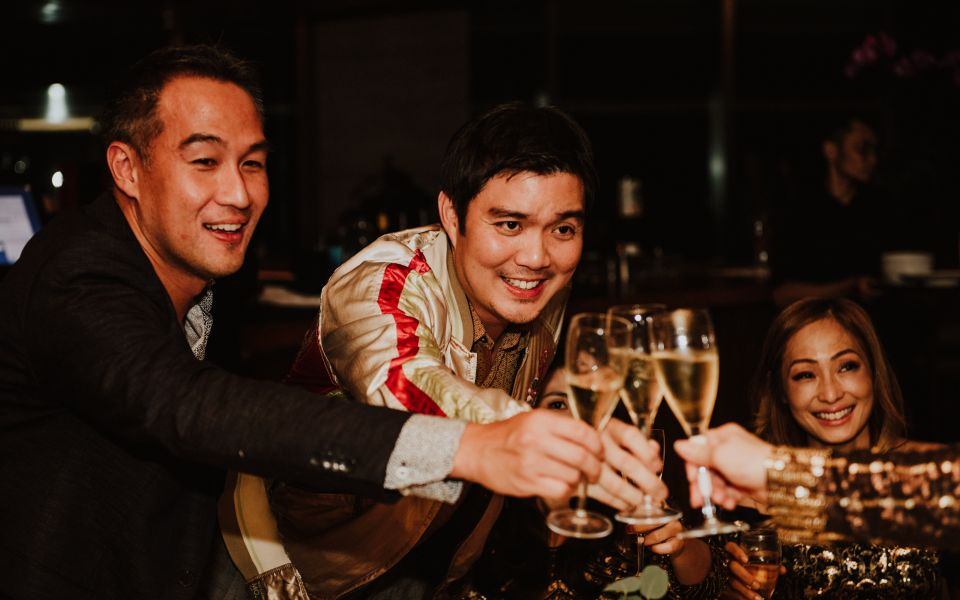 John Lim, Shaun Tay