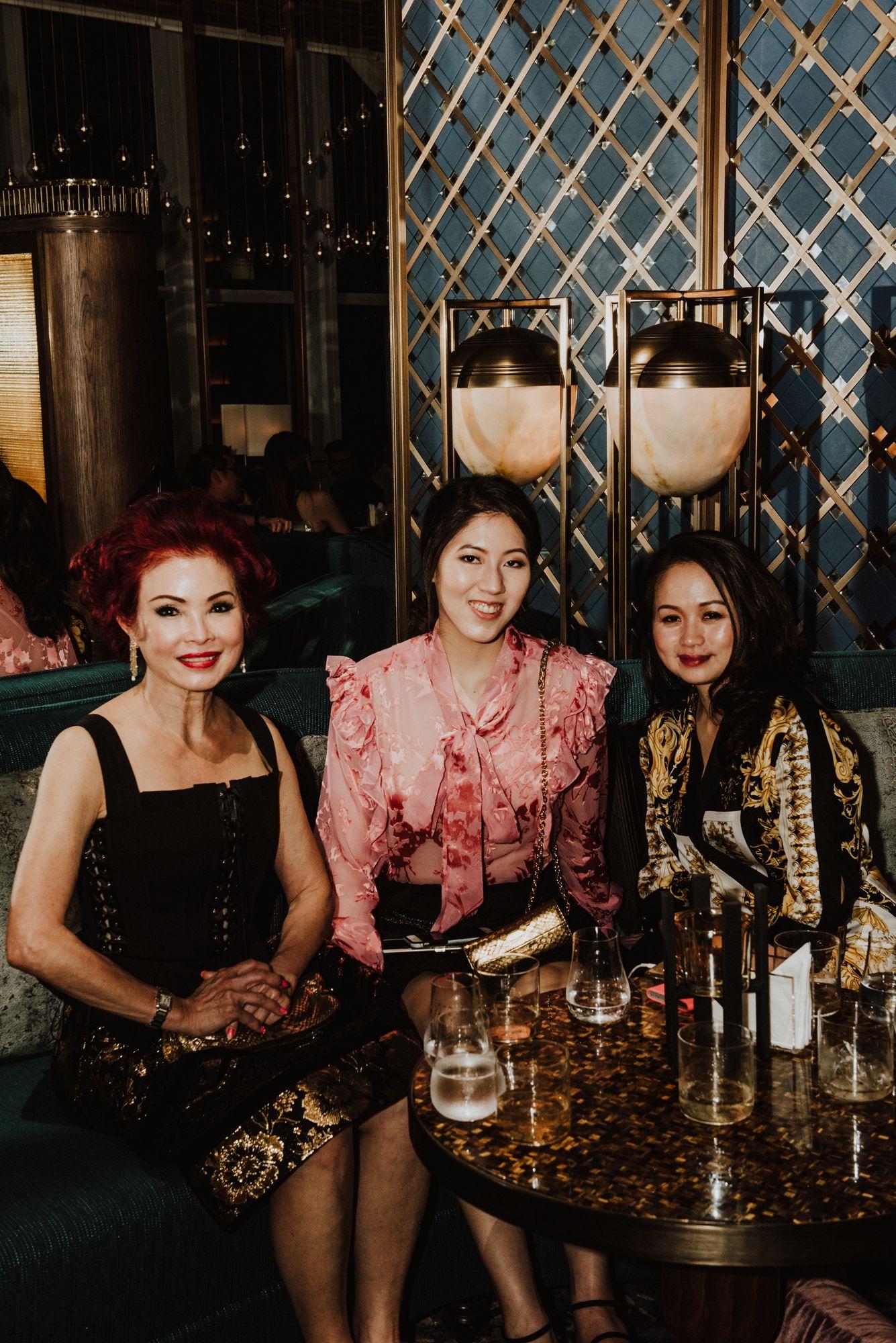 Linda Soo-Tan, Zeena Tan, Tonya Tan