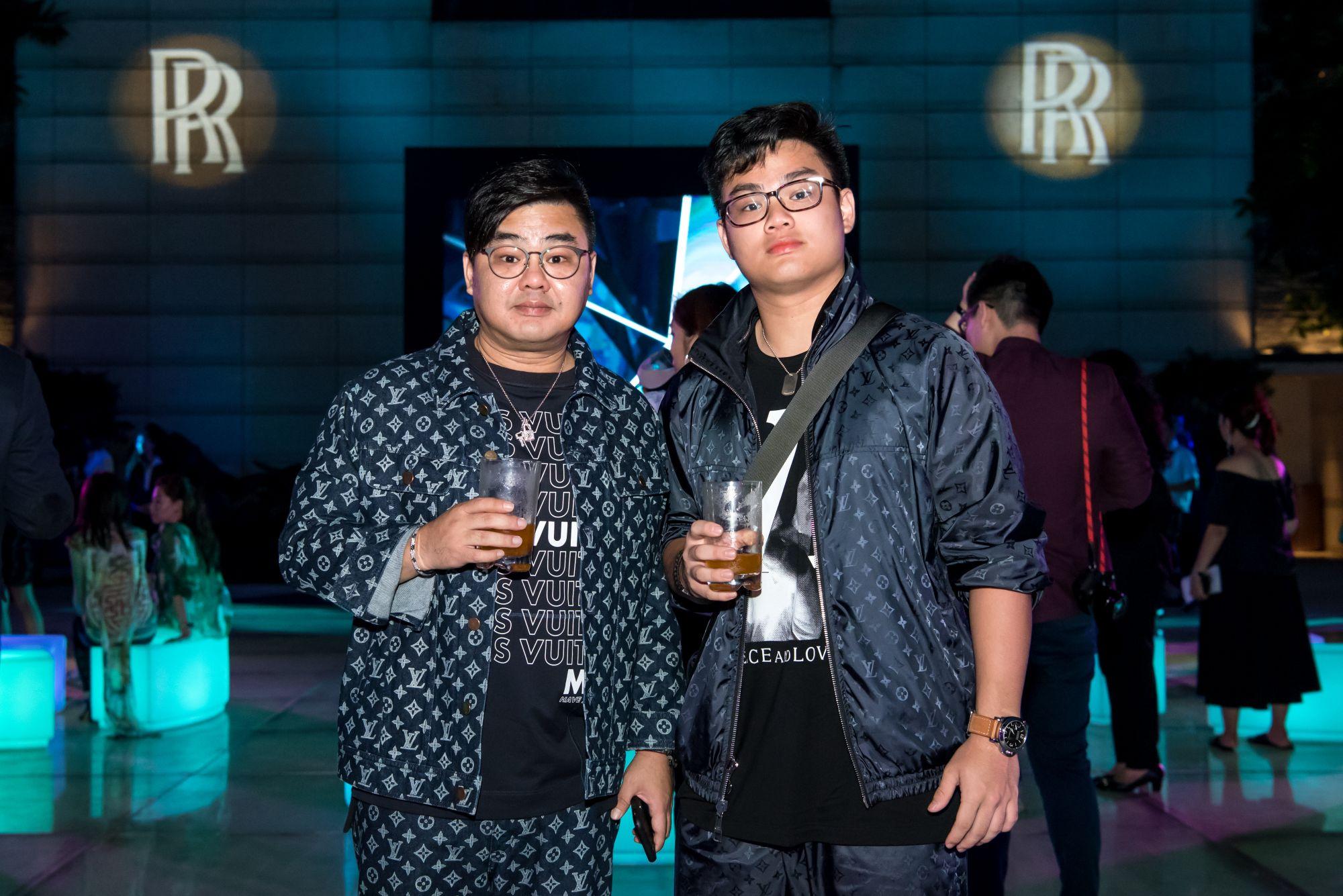 Kelvin Lim, Justin Lim
