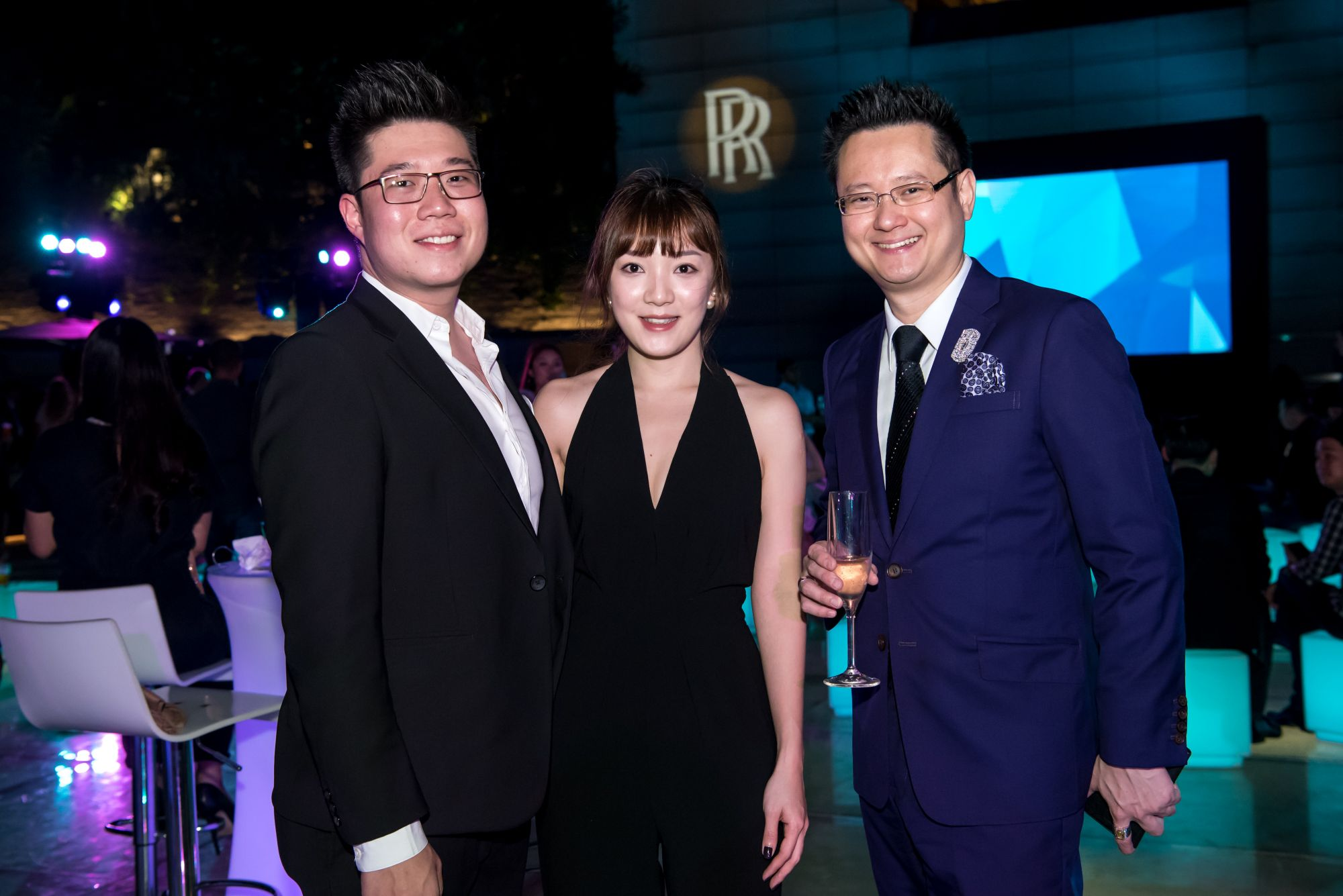 Shawn Tan, Katherine Tan, Dennis Tan