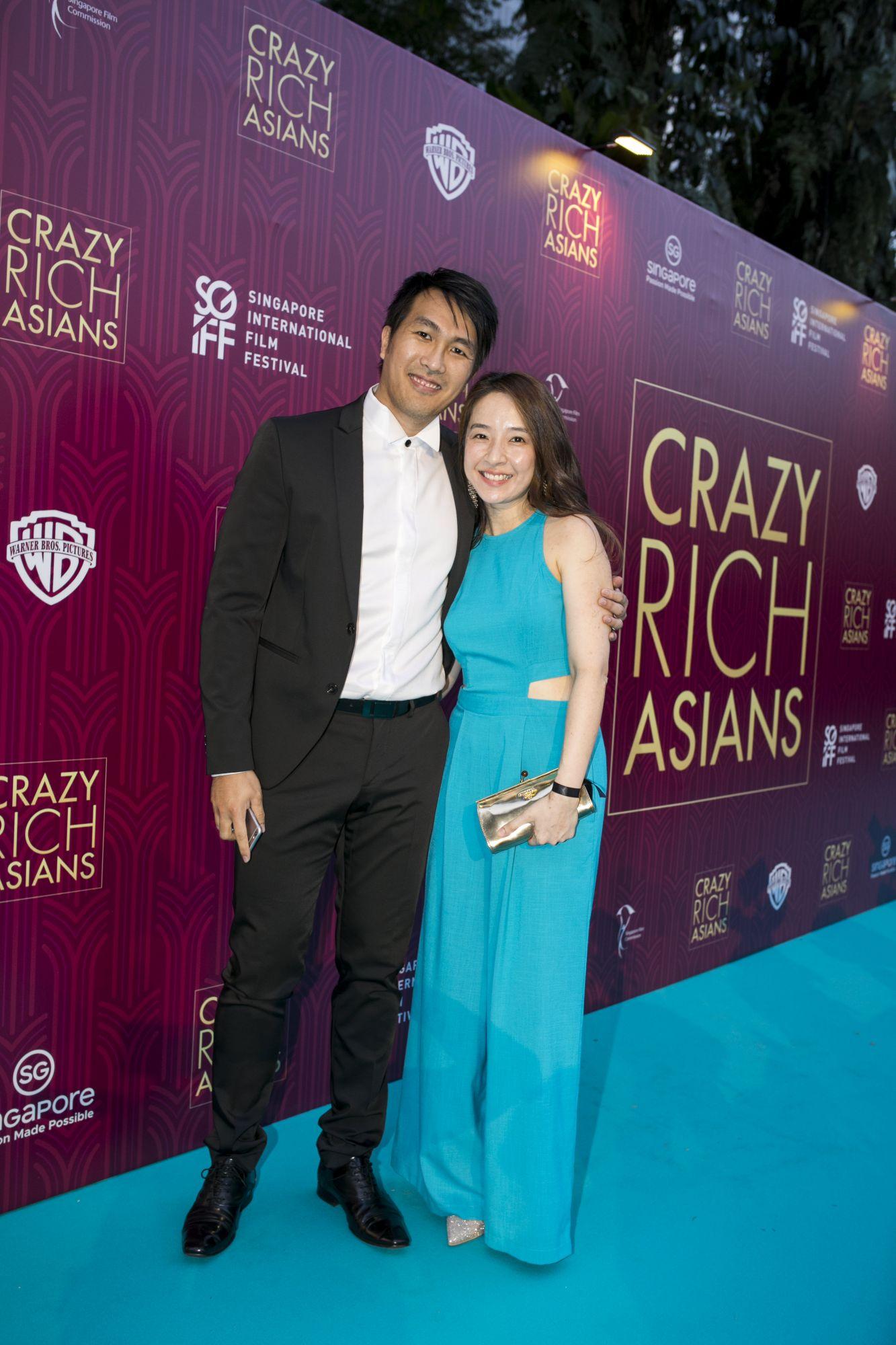 Adam Wong, Marlene Teo