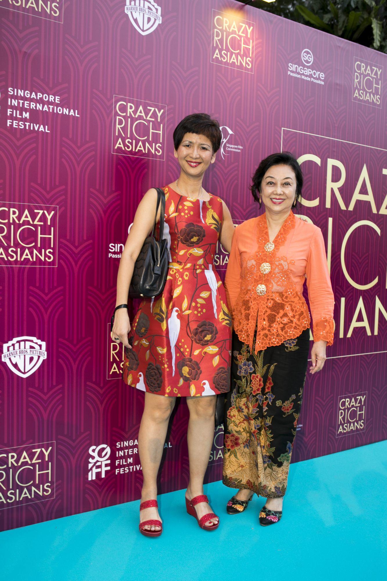 Winifred Loh, Ong Su-Chzeng