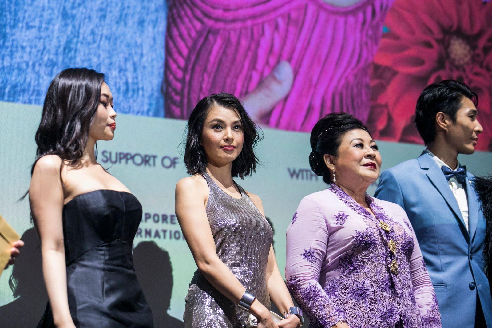 Victoria Loke, Carmen Soo, Koh Chieng Mun, Chris Pang