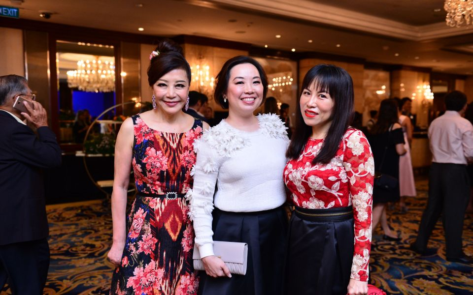 Grace Yeh, Jane Ngiam, Angela Loh