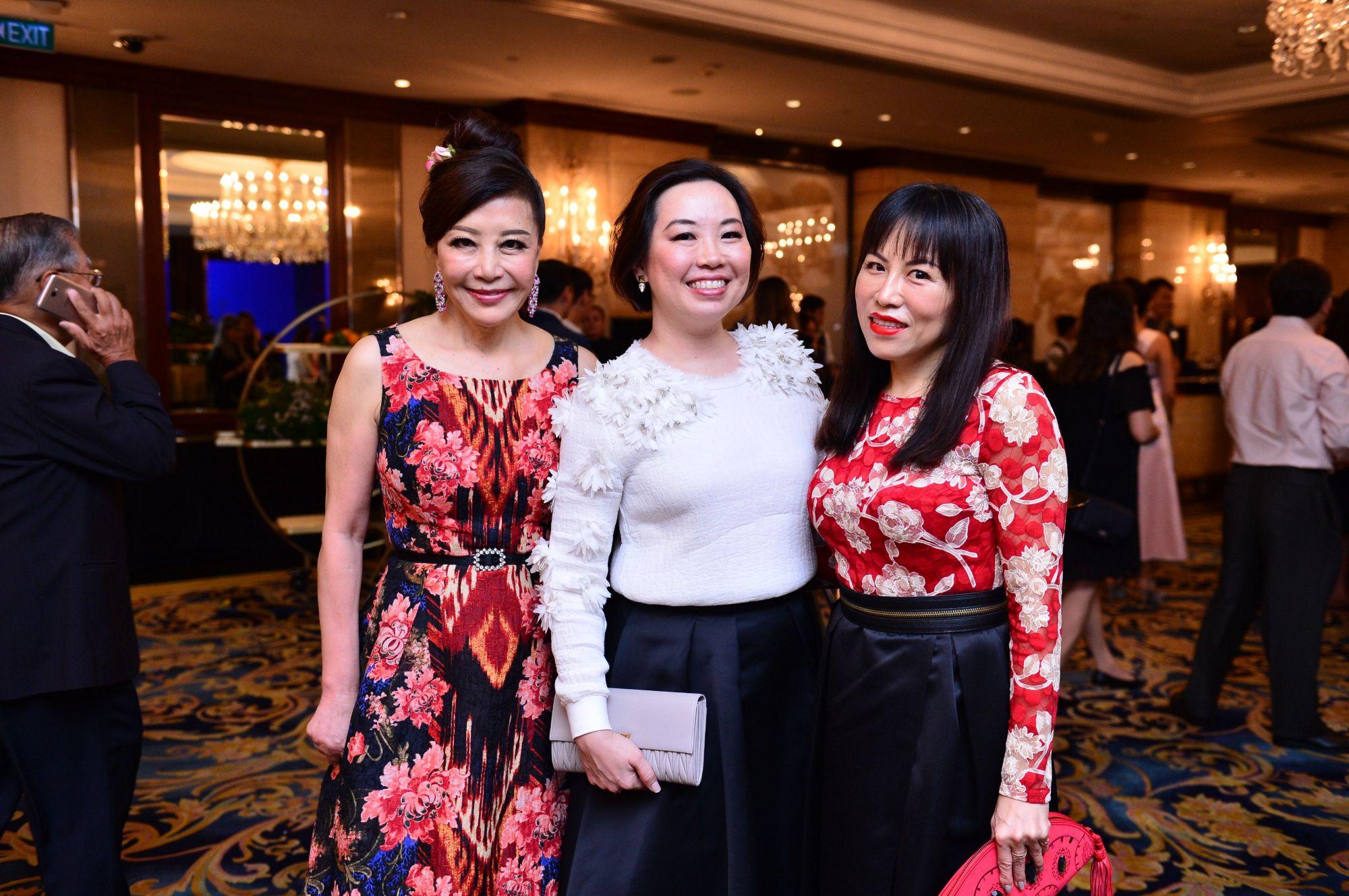 Grace Yeh, Jane Ngiam, Angela Loh