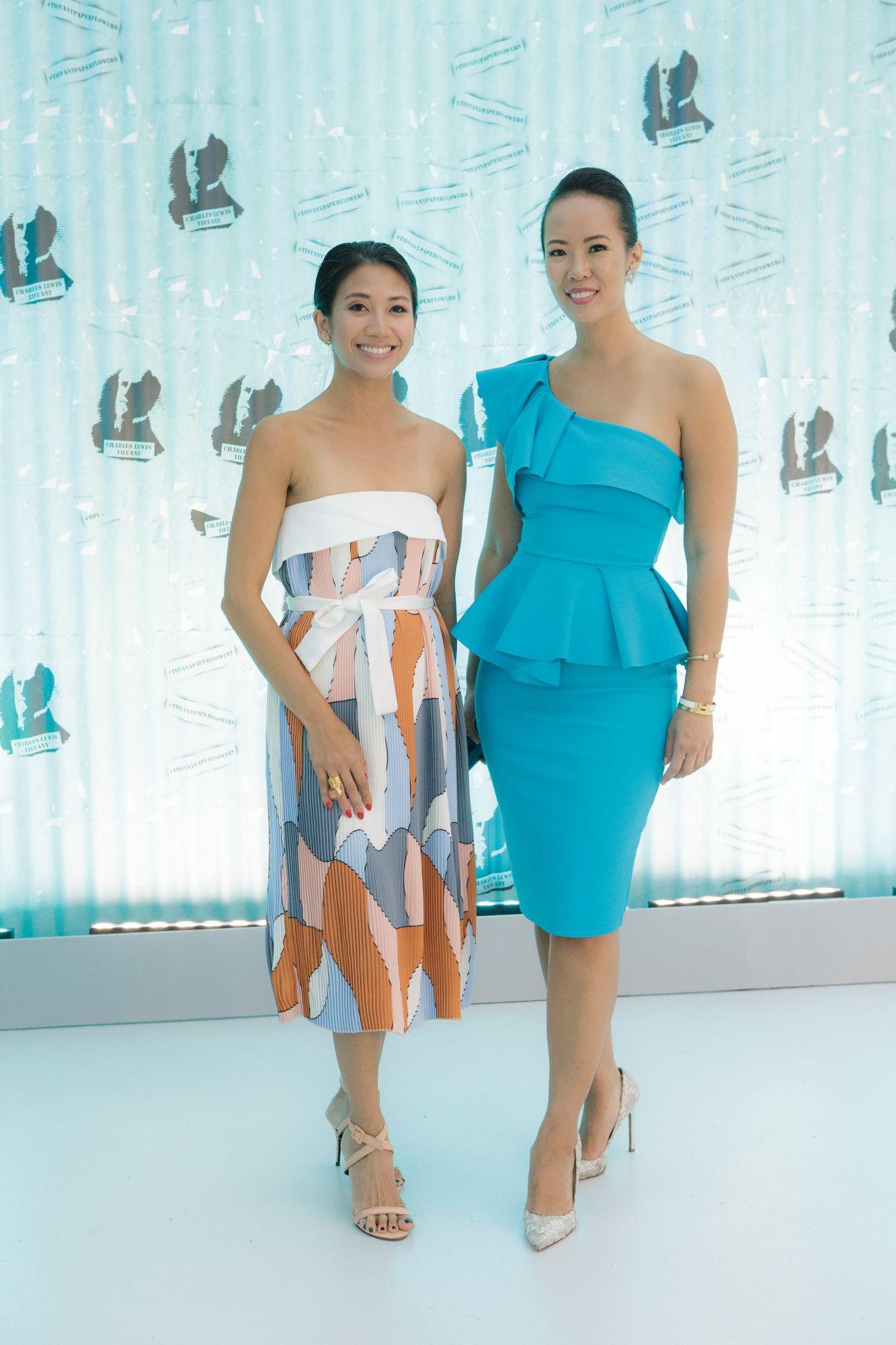 Ria Hoban, Carol Chen