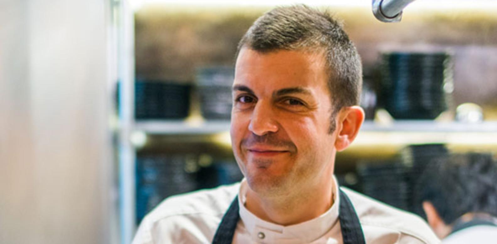 Innovative and Bold Chef: Pepe Moncayo, Bam!