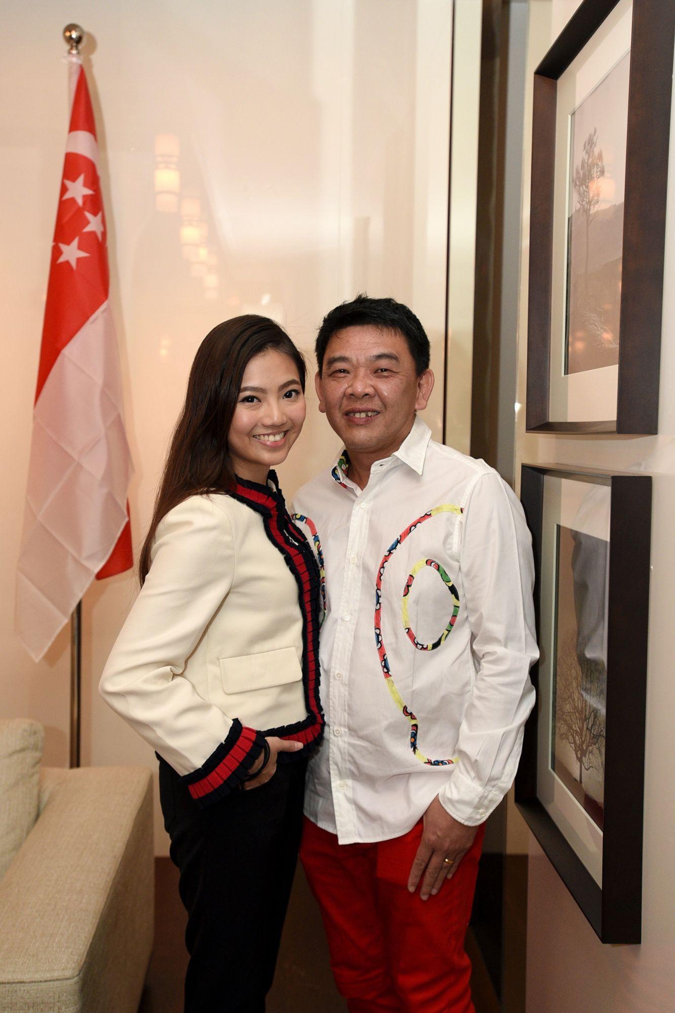 Vanessa Ng, Benny Ng