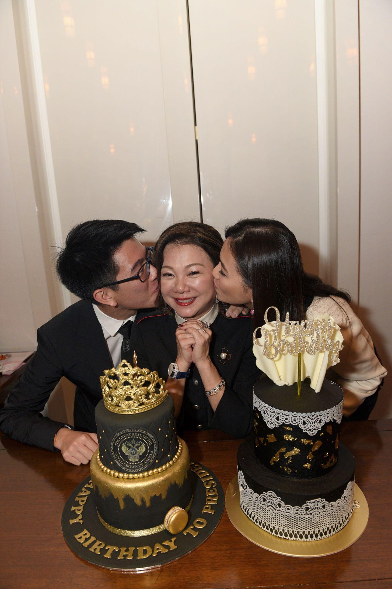 Attlee Ng, Angela Ng, Vanessa Ng