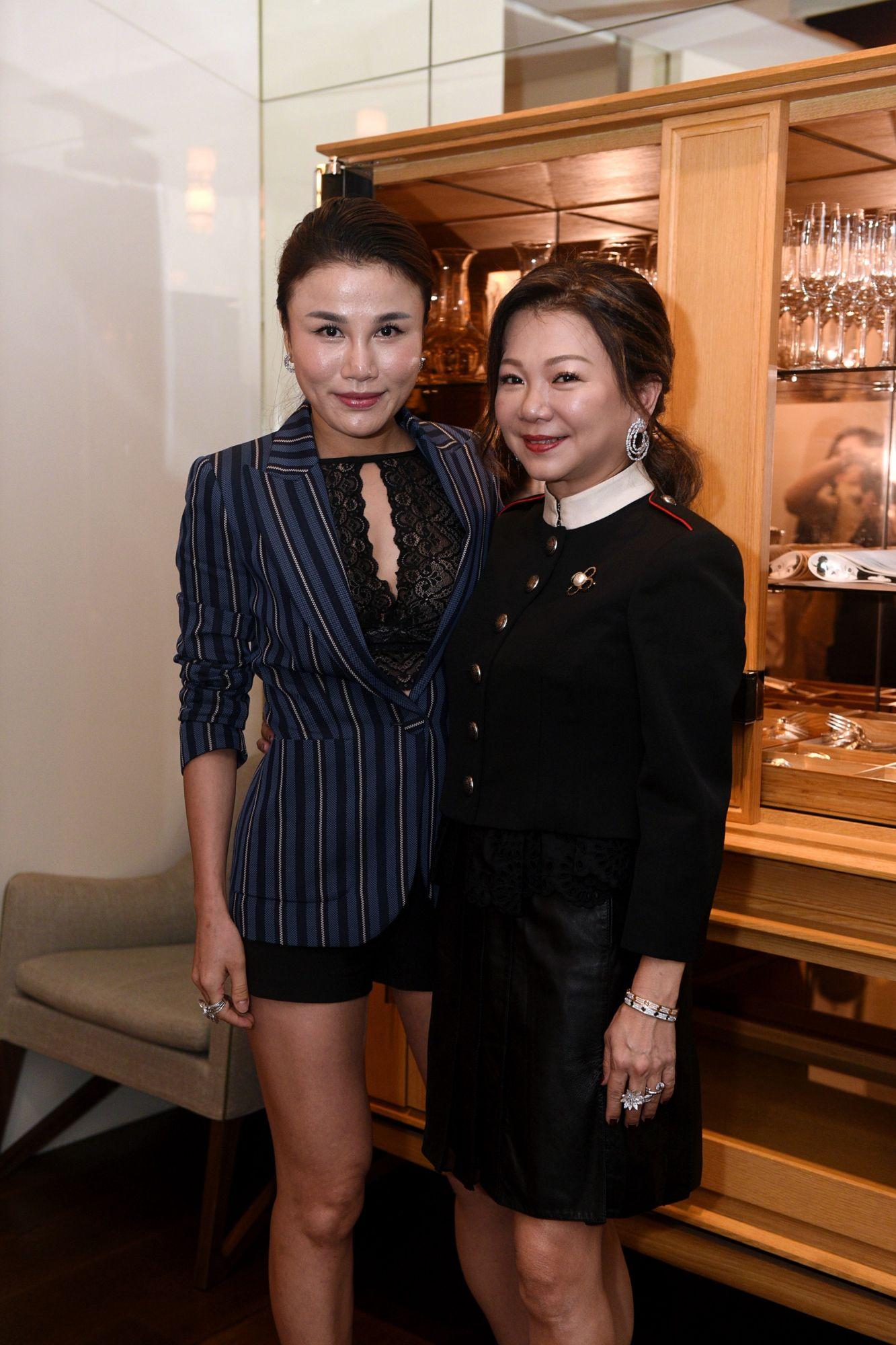 Jilly Wang, Angela Ng