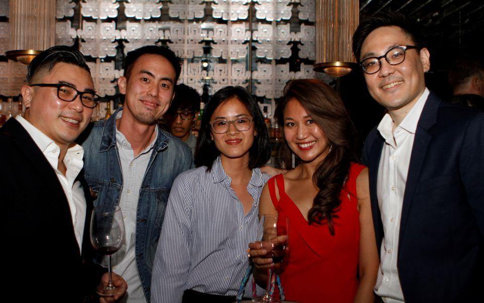 Marcus Ang, Terence Lim, Chong Seow Wei, Anna Vanessa Haotanto, Brian Chua
