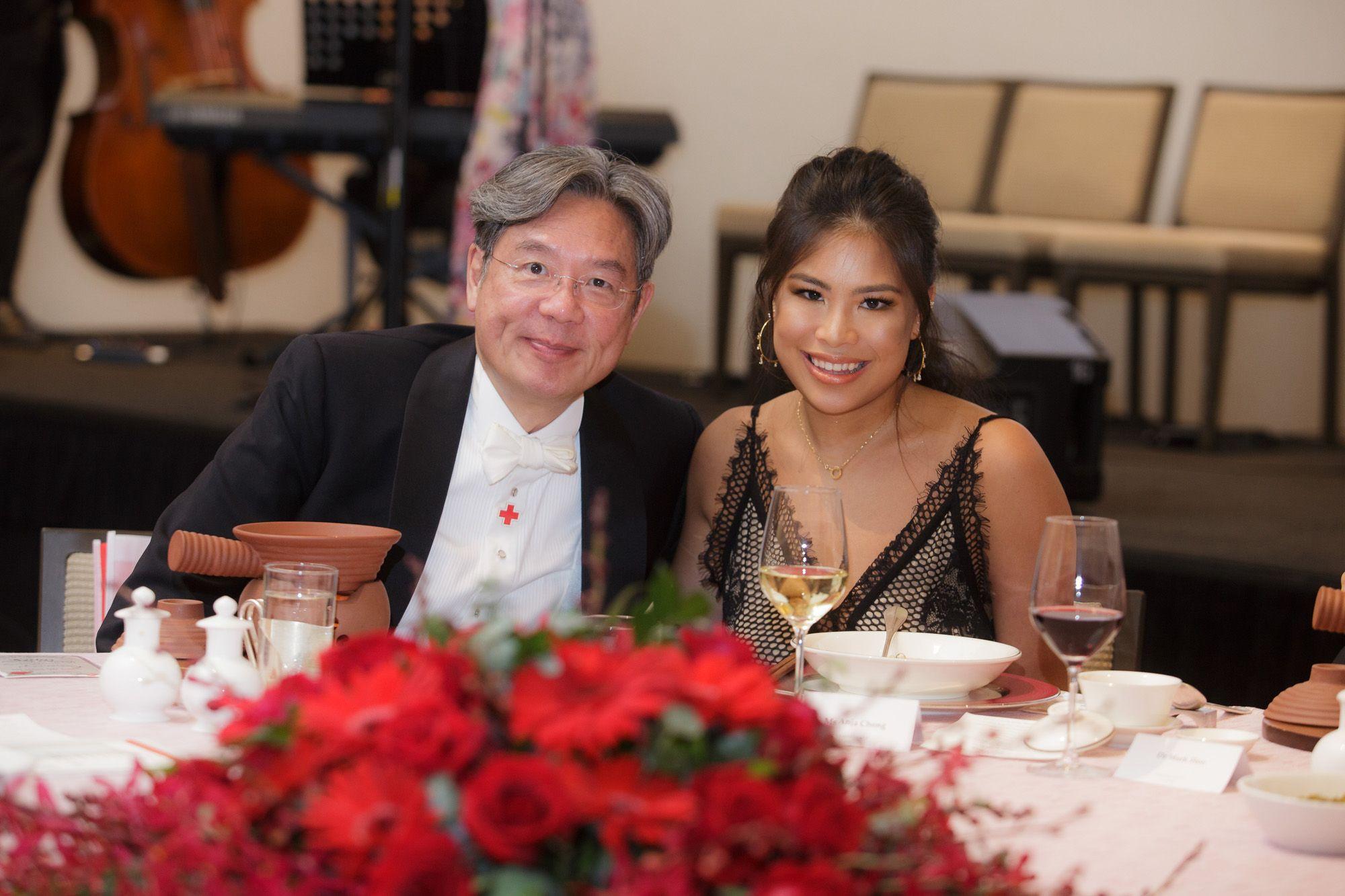 David Chong, Anja Chong
