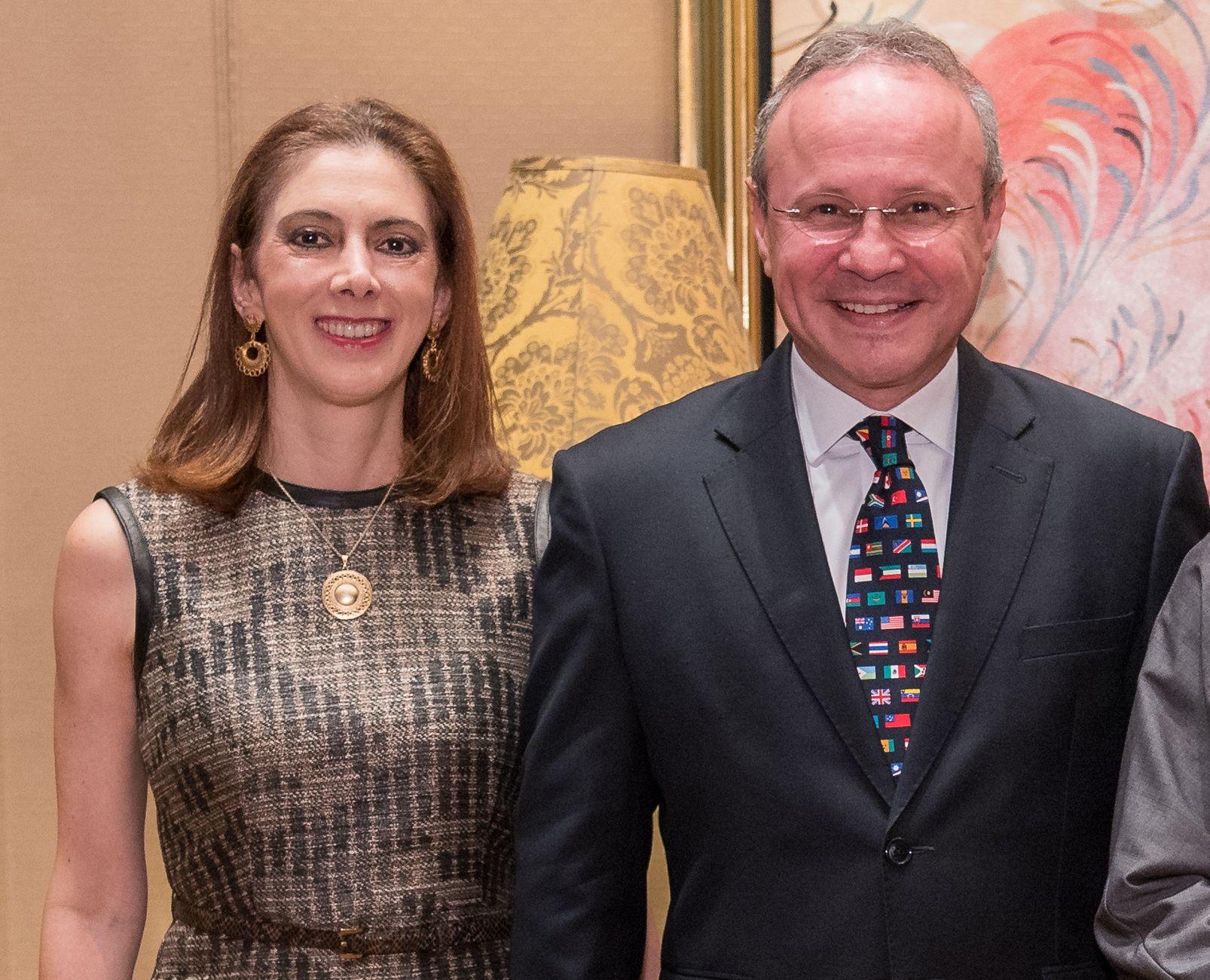 Johanna Salah Chorny, Mauricio Baquero Pardo