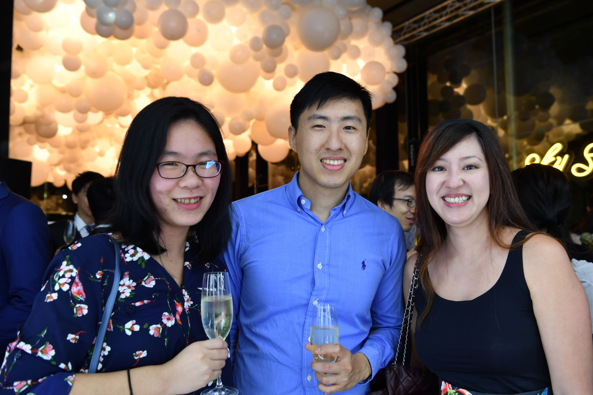 Ainsley Chuan, Bino Chua, Katherine Goh