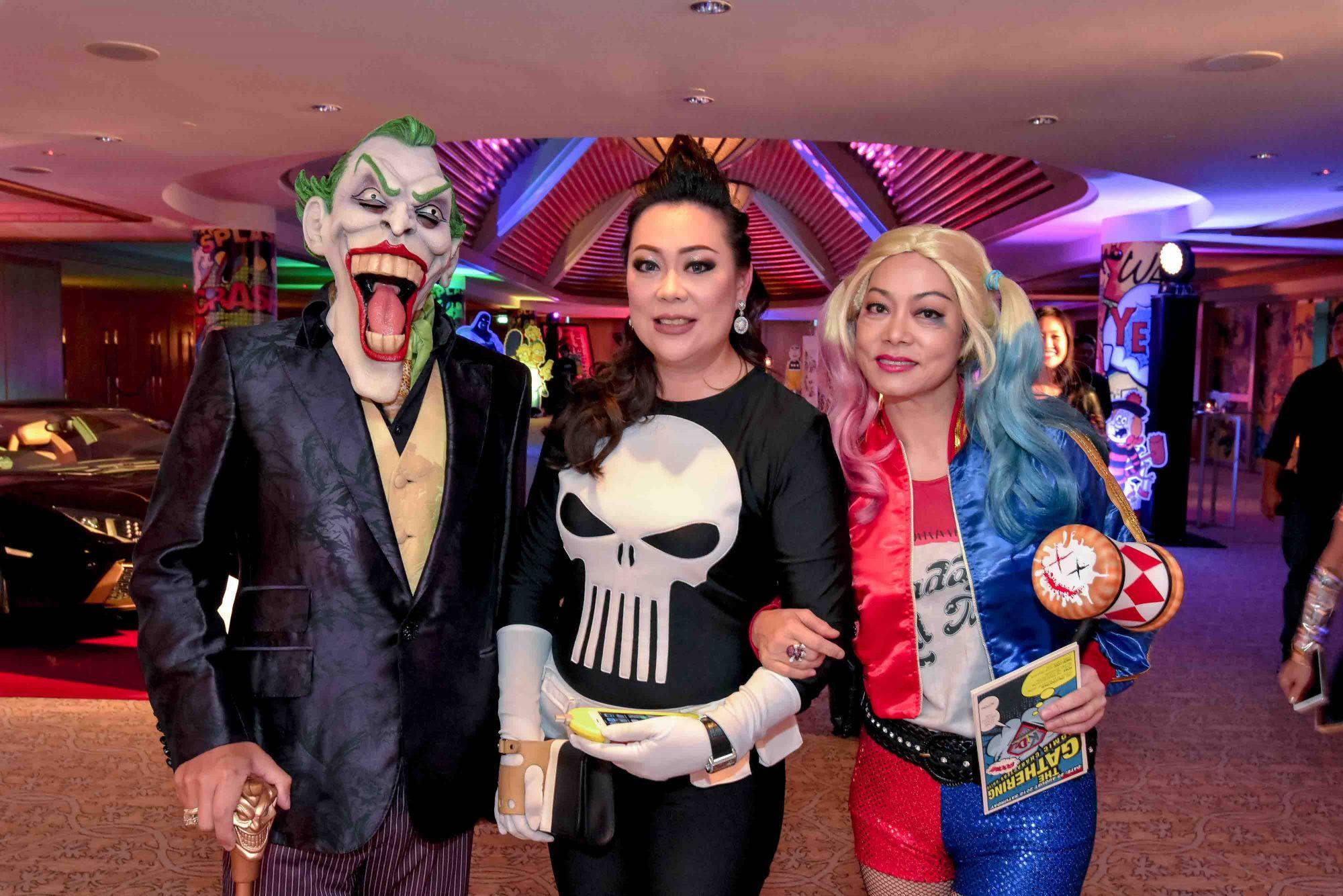 Leo Drago, Cheryl Lee, Antonia Hui