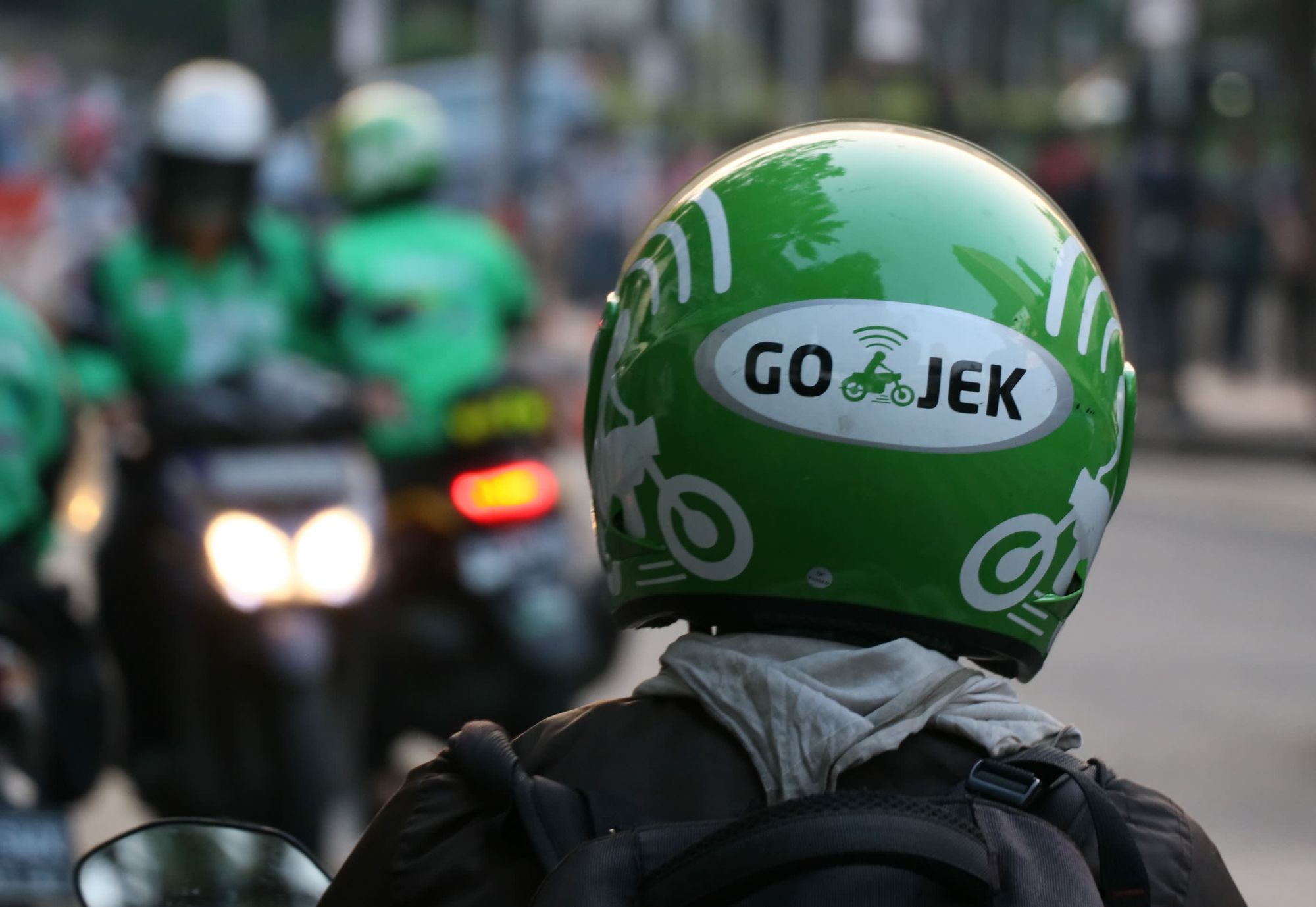 Indonesia's first unicorn startup, Go-Jek