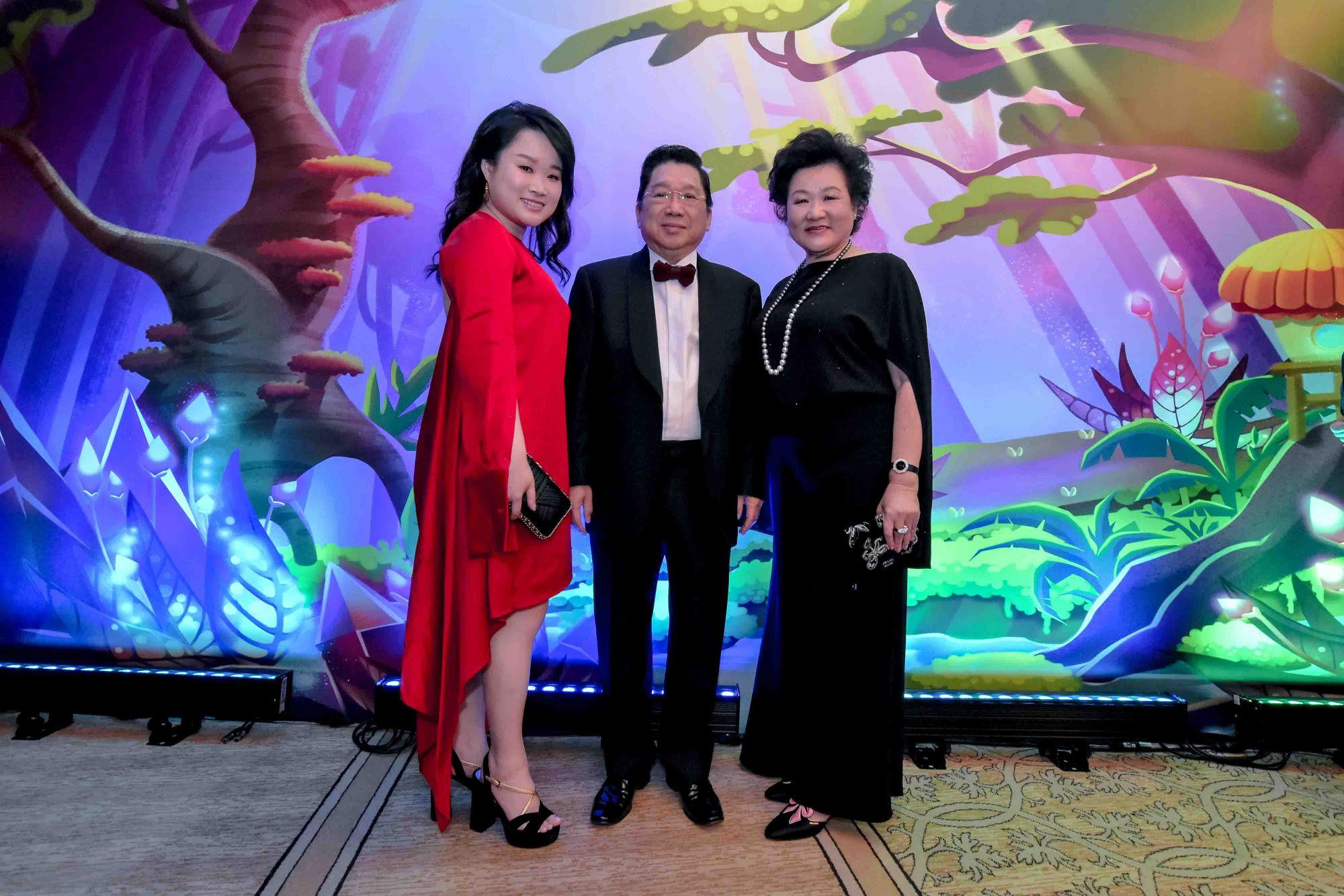 Lam Tze Tze, Lam Tong Loy, Lam Ping Yee