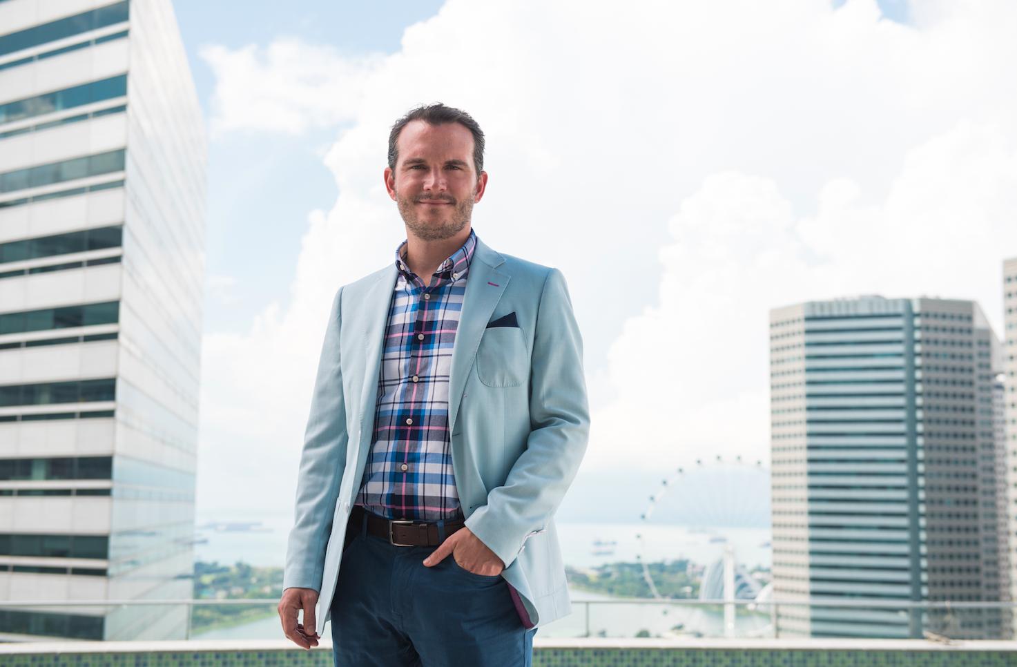 How I Travel: Olivier Lenoir Of Andaz Singapore