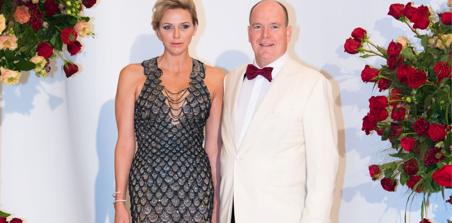 Princess Charlene of Monaco, Prince Albert II of Monaco
