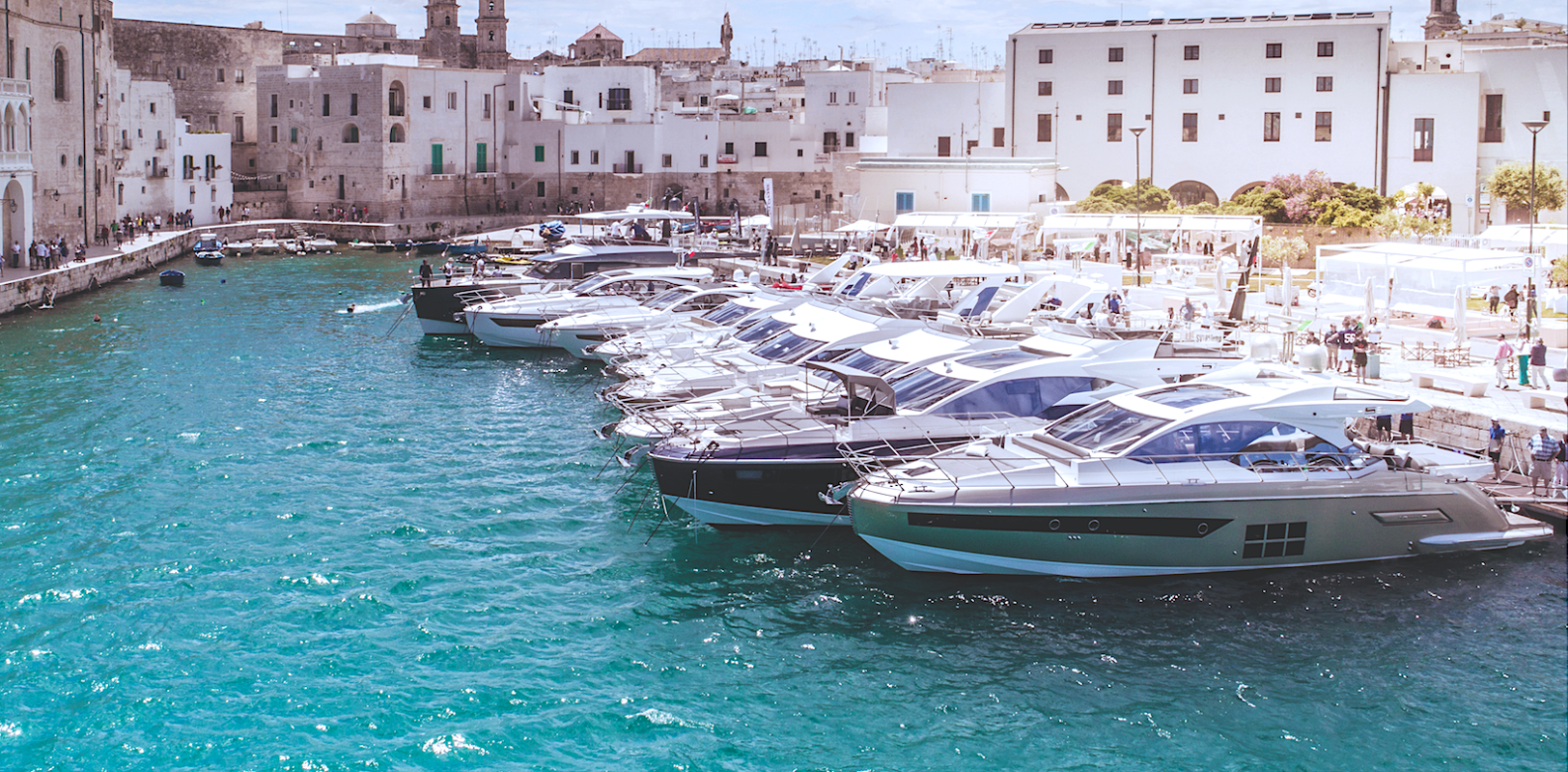 For its 11th Azimut Benetti Yachting Gala, the Azimut Benetti Group welcomed guests to a three-day rendezvous in the picturesque town of Puglia in Italy
