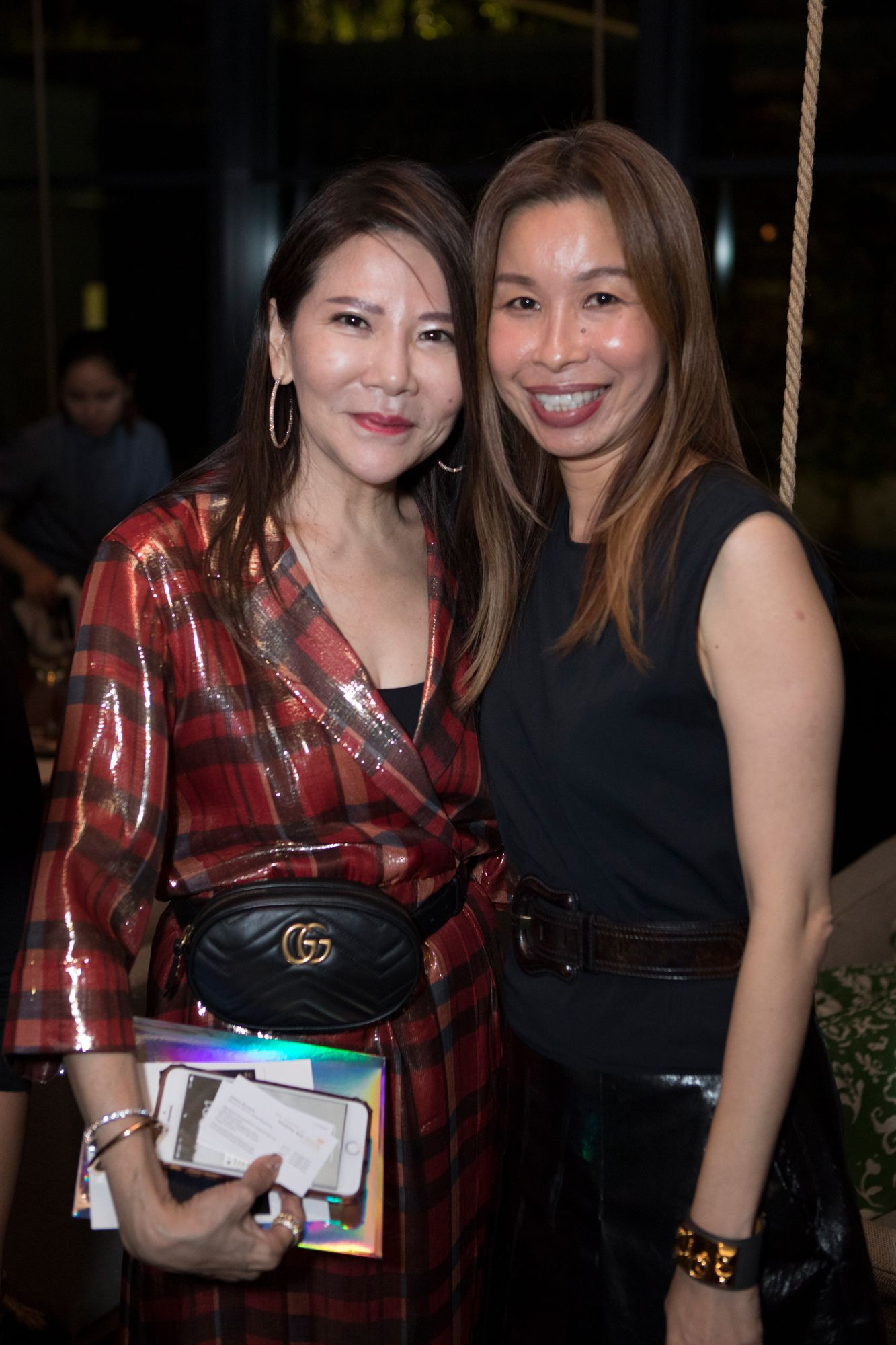Jane Heng, Stephanie Tay
