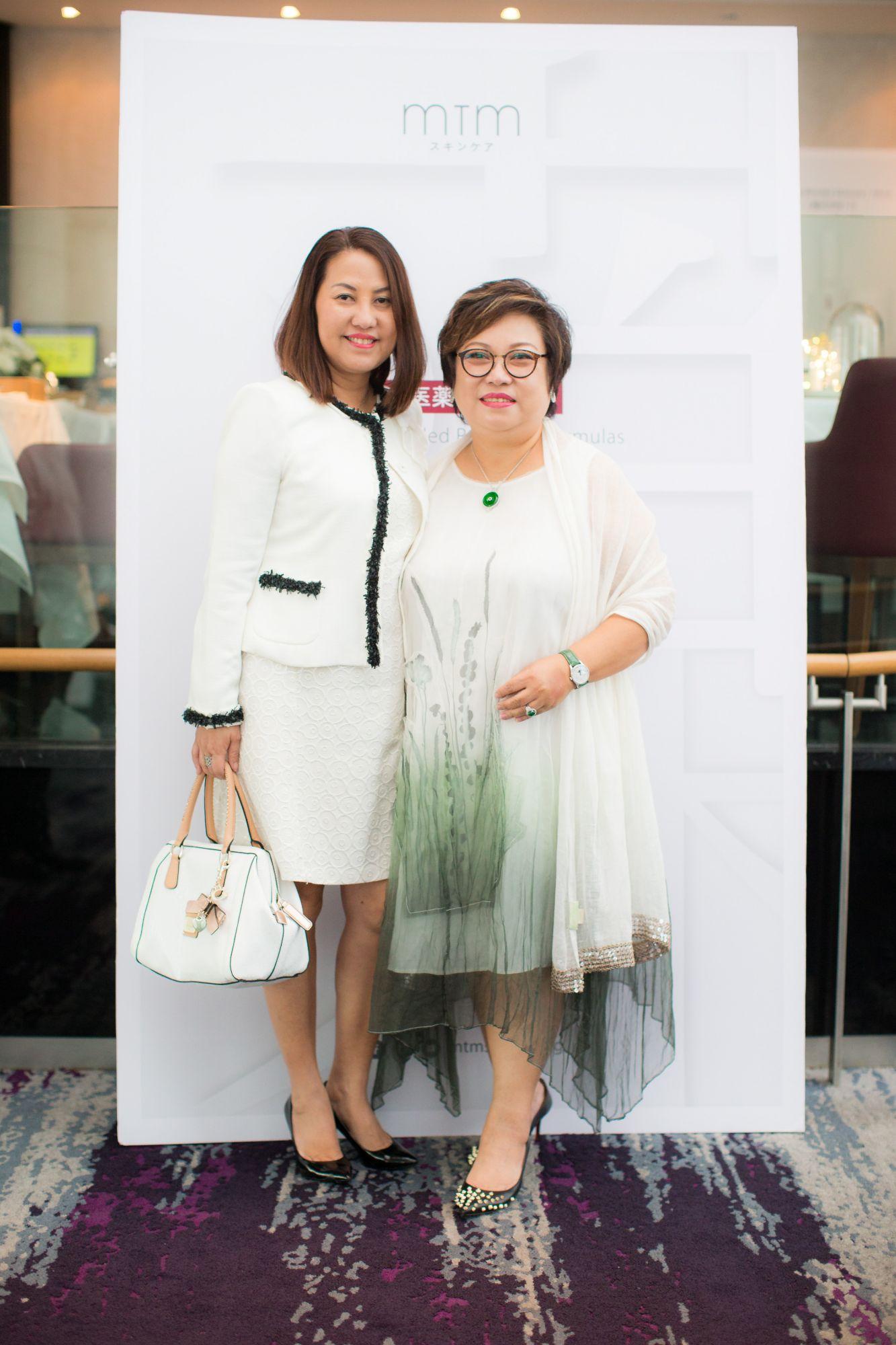Roseline Ter, Susan Teng