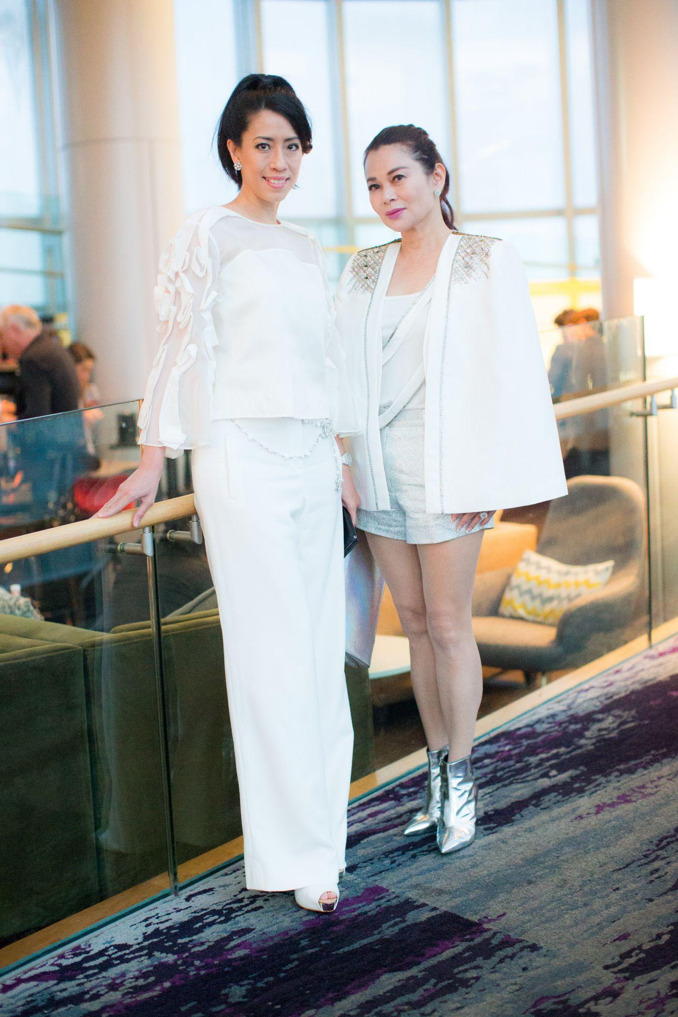 Grace Chong, Susanna Kang