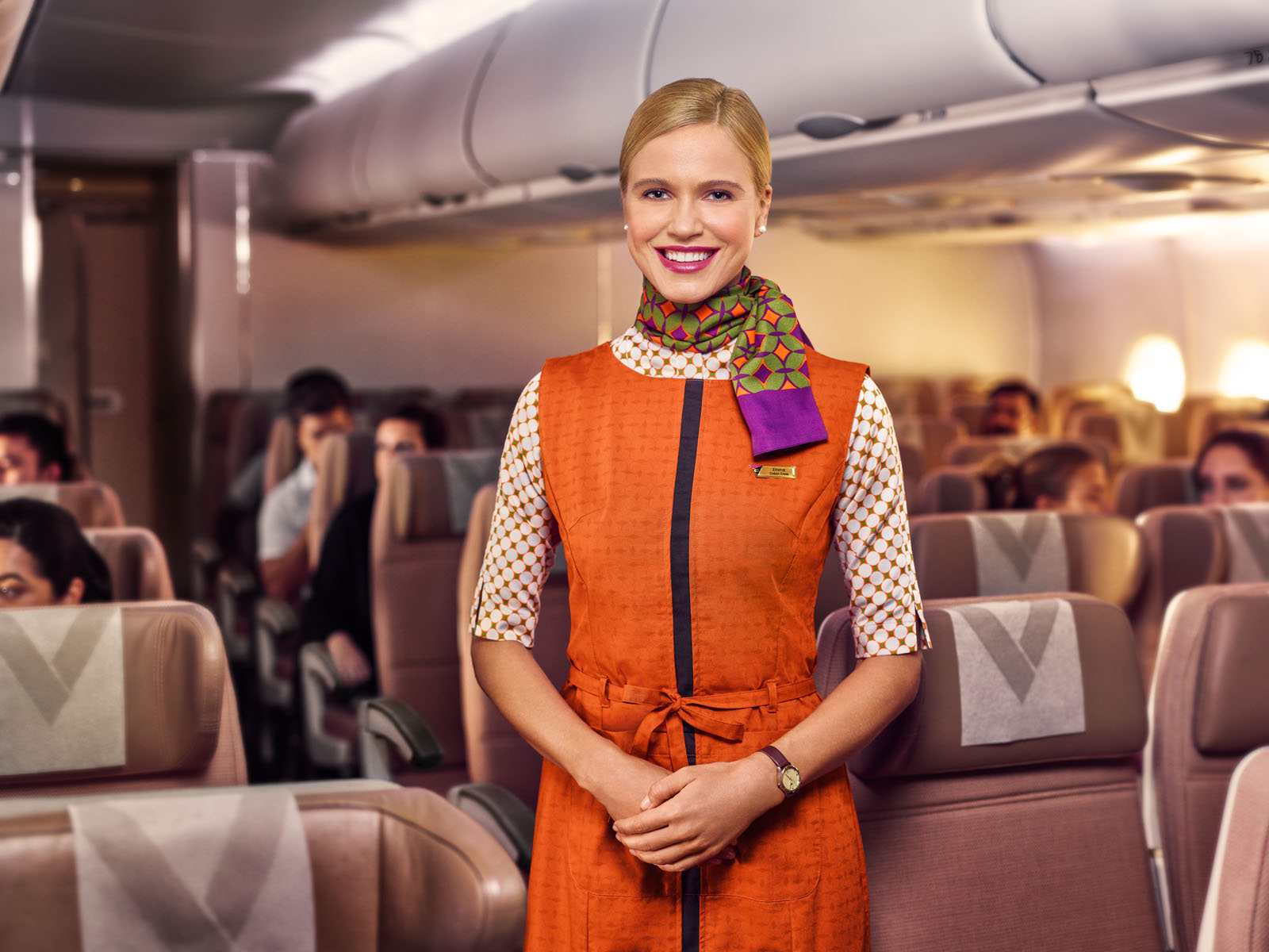 5 Things You Don't Know About Etihad Airways