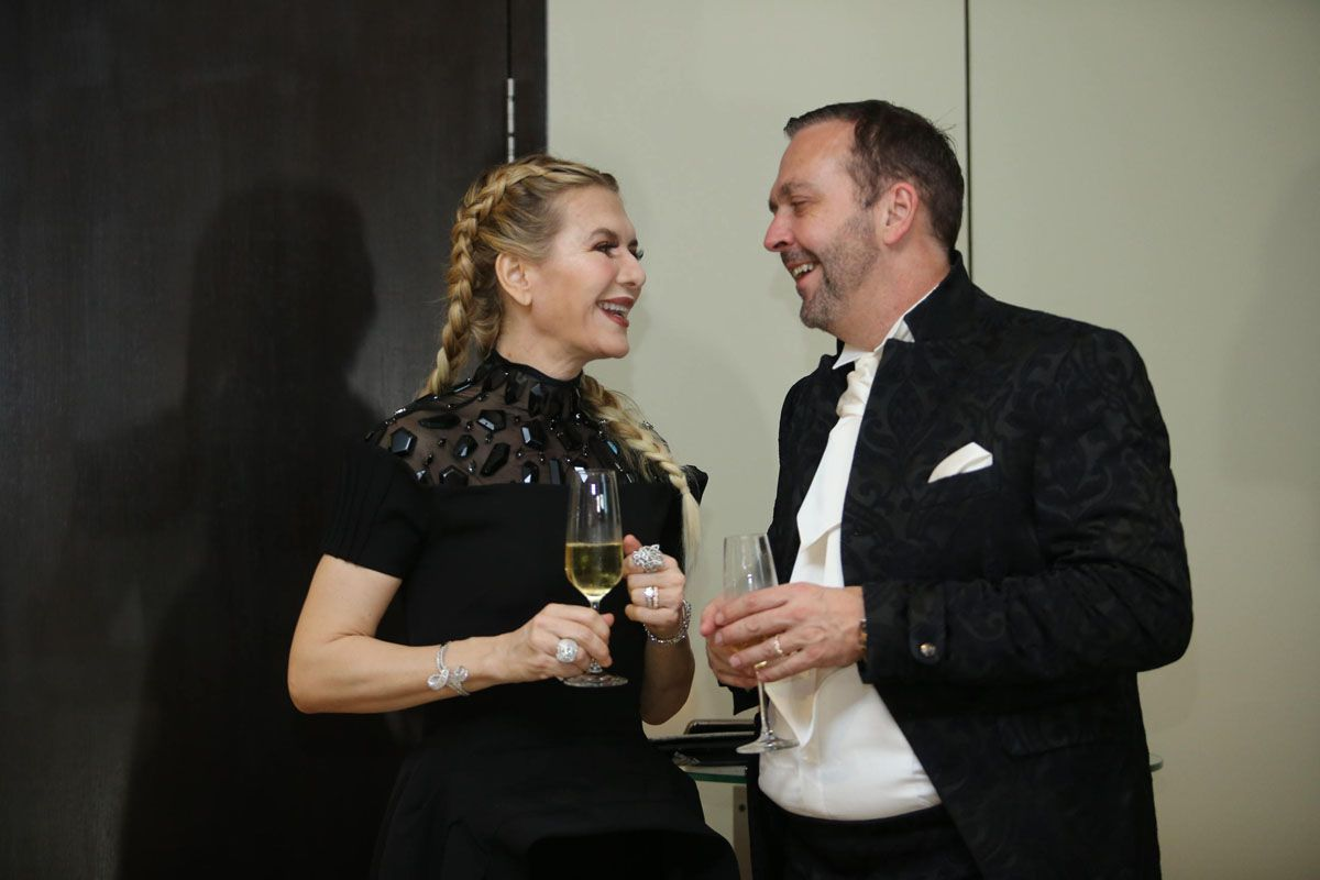 Paulina Böhm, Thomas Welte