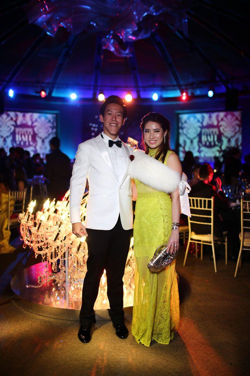 Desmond Ngiam, Angelina Tan