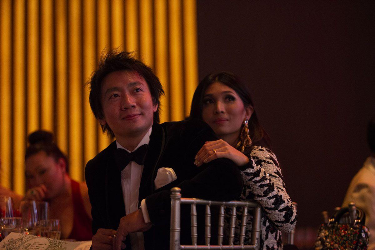 Samuel Tan, Karen Ong-Tan