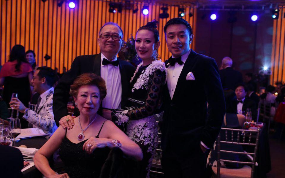 Jessie Lee, Billy Lee, Stephanie Lee, Choo Ken-Yi