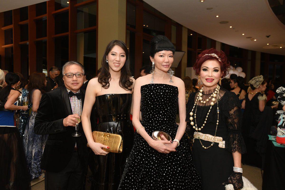 Pierre Christian Ip-Yam, Zeena Tan, Georgia Lee, Linda Soo-Tan