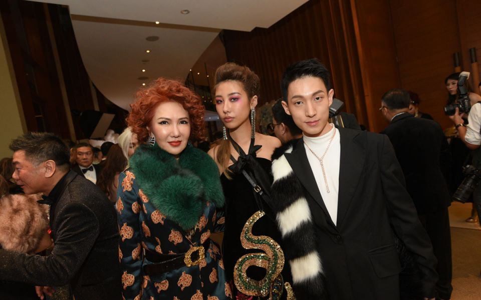 Jessie Foo, Mae Tan, Dyon Foo