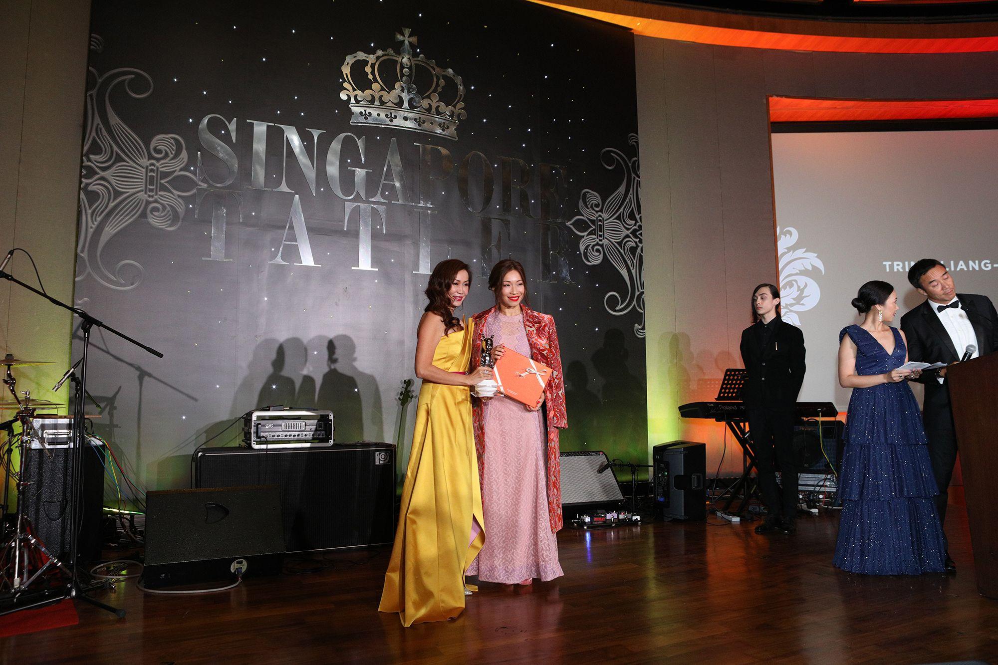 Trina Liang-Lin, Corinne Ng
