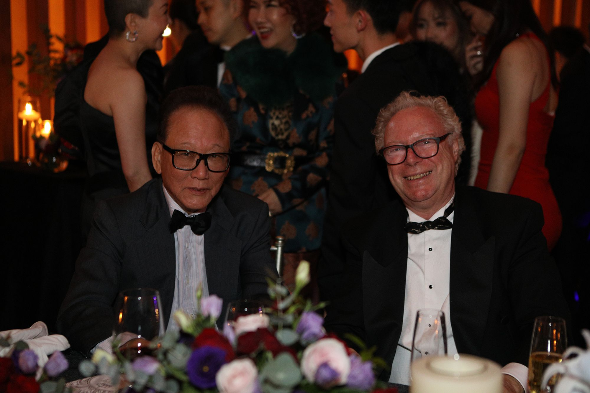 Tan Bock Seng, Tony Jeffs
