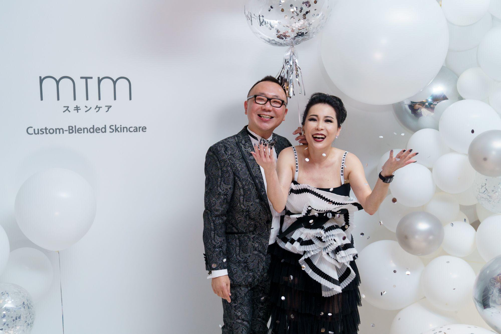 Chan Kok Weng, Elaine Lim-Chan