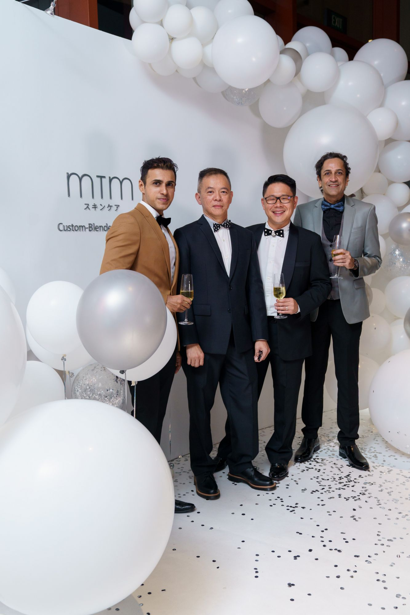 Navin Singh, Vincent Lim, Jian Yang, Haresh Sharma
