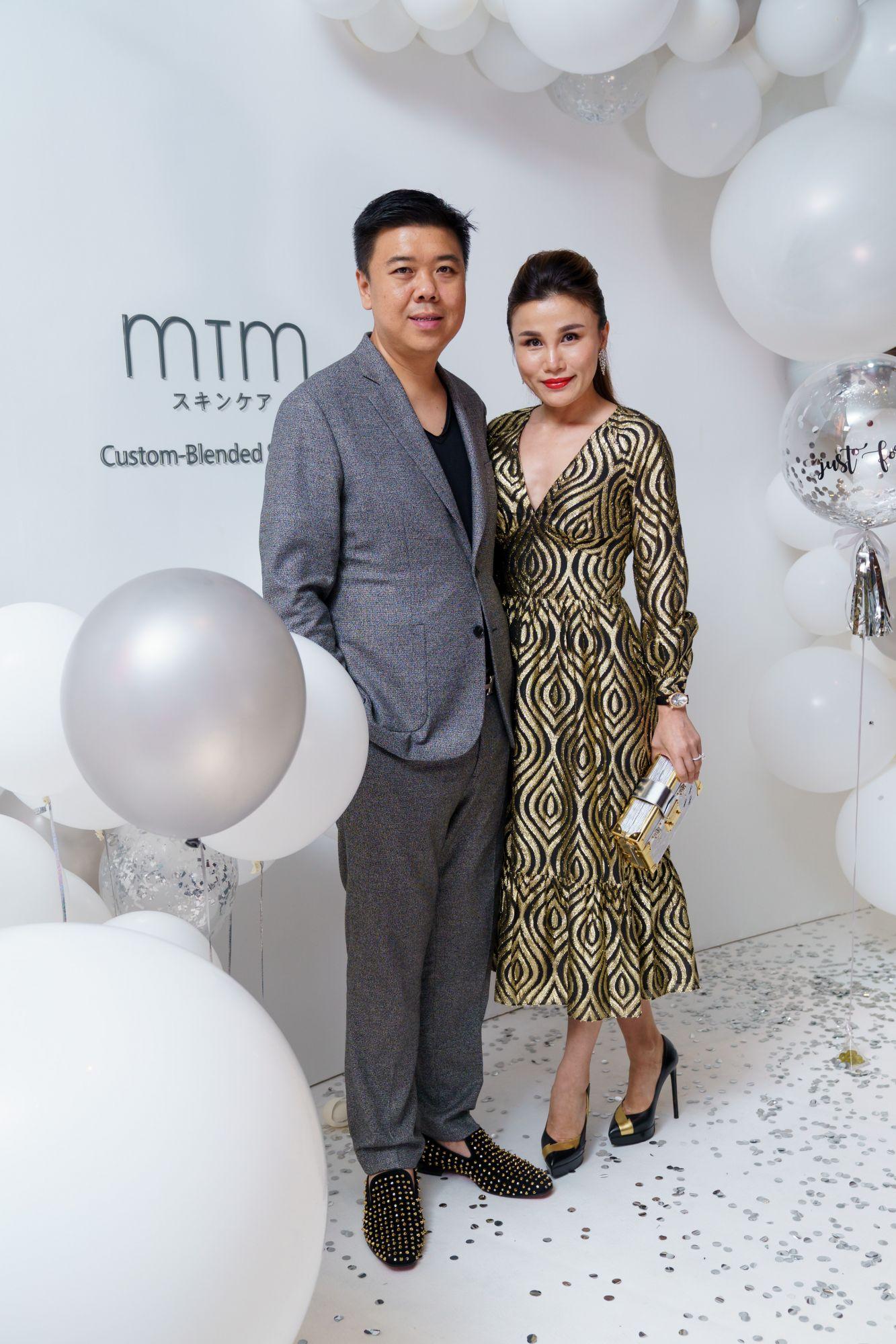 Kelvin Lim, Jilly Wang