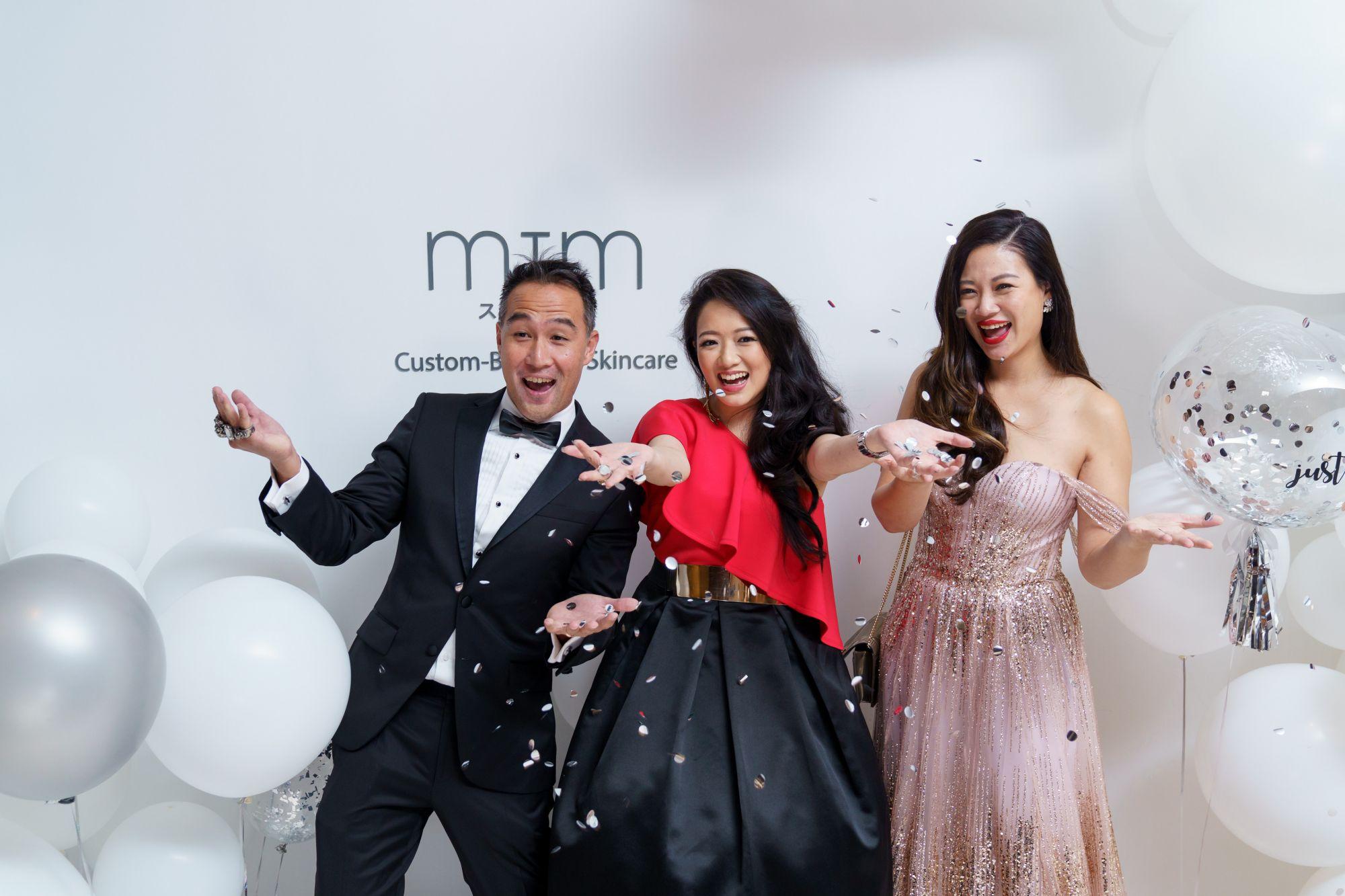 John Lim, Elaine Kim, Tjin Lee
