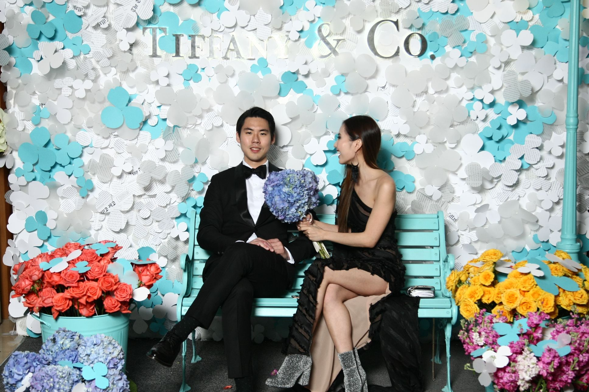 Ken Chen, Rachel Wee