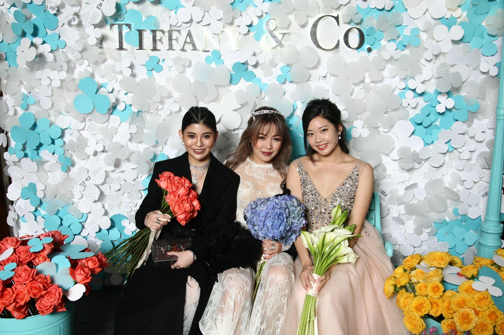 Sabrina Ho, Chloe Ng, Rebecca Eu