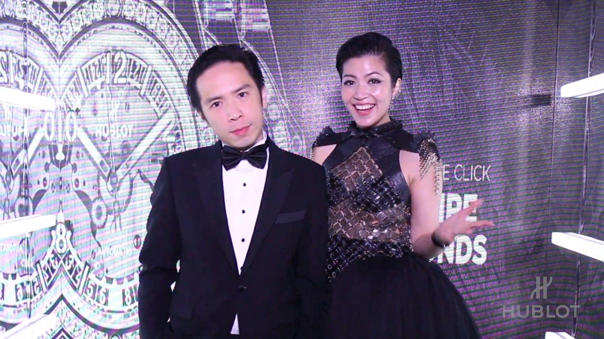 Andy Xie, Pek Lay Peng