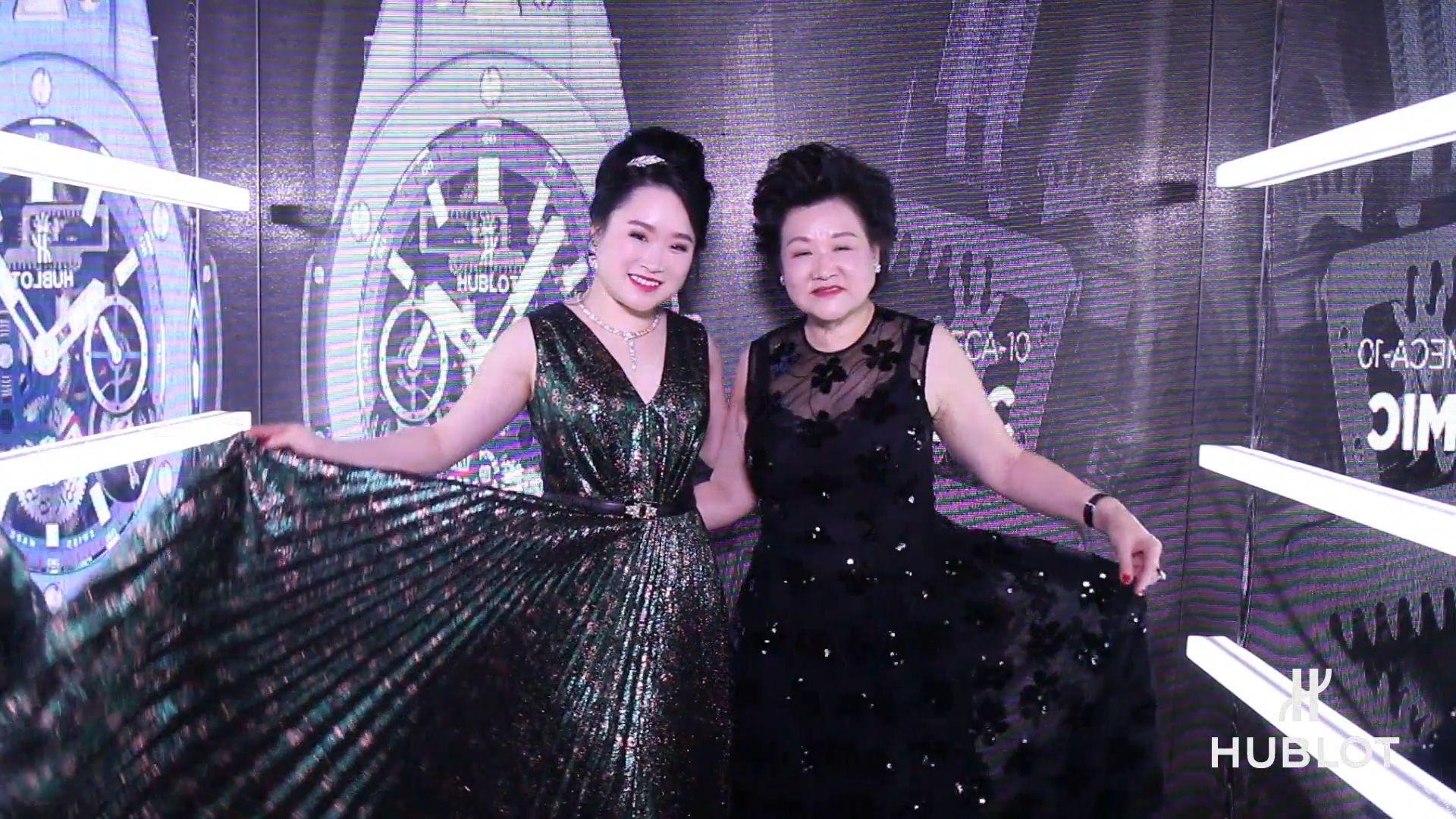 Lam Tze Tze, Lam Ping Yee