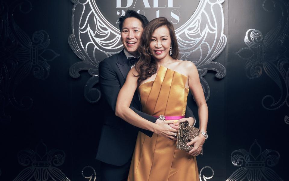 Edmund Lin, Trina Liang-Lin
