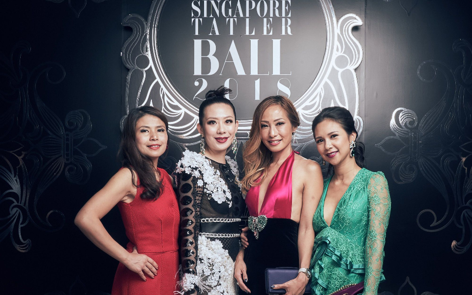 Marilyn Lum, Stephanie Lee, Tan Min-Li, Belinda Huber